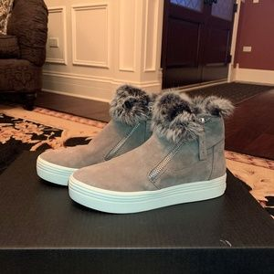 Taupe Dolce Vita Booties